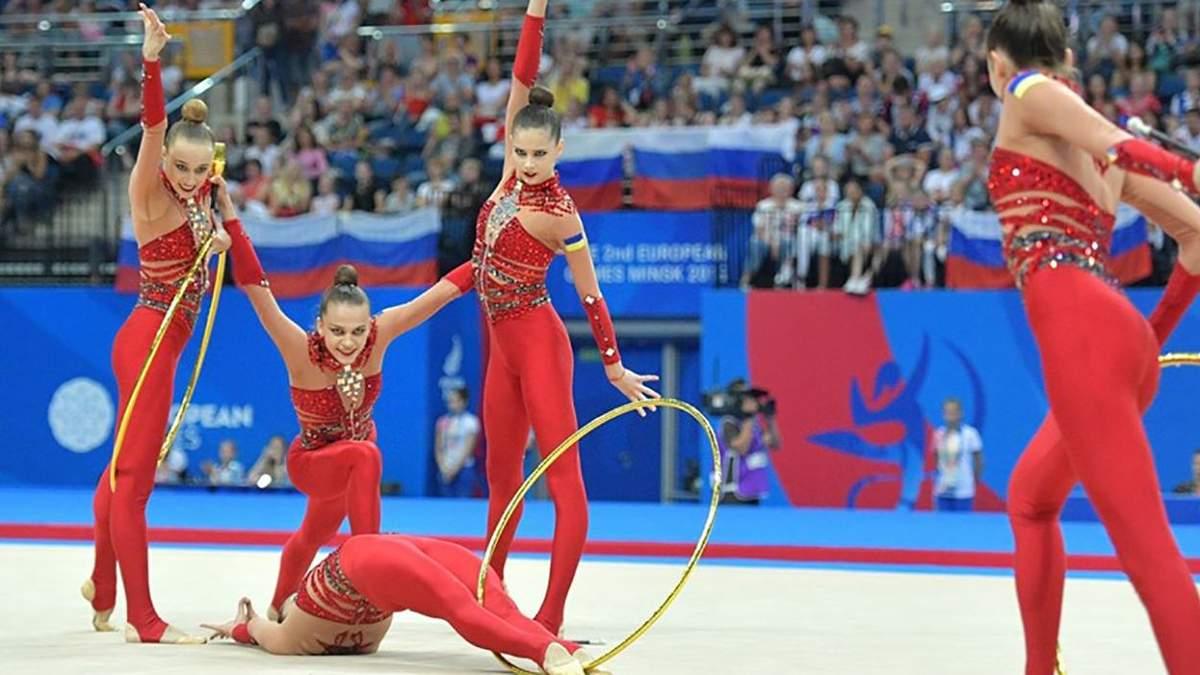Украинские гимнастки выиграли три золота и бронзу на Кубке мирового вызова: видео