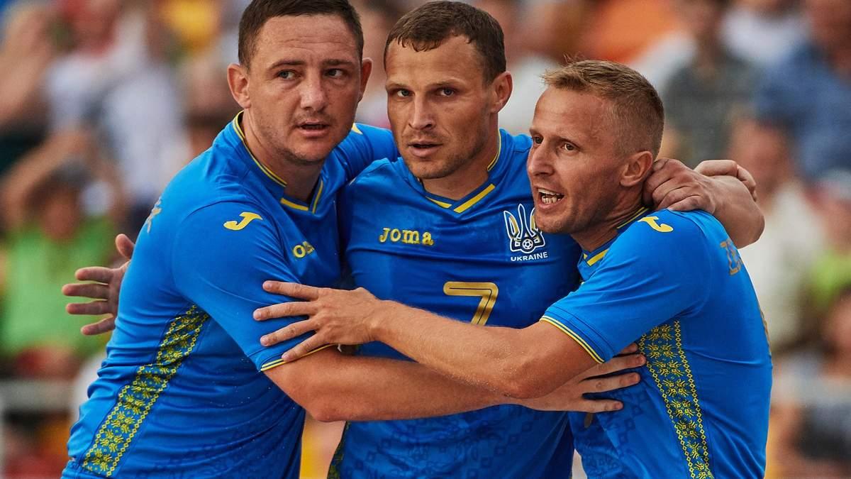 Сборная Украины по пляжному футболу