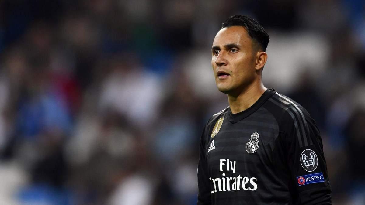 """""""Реал"""" та ПСЖ здійснили зірковий обмін воротарями"""