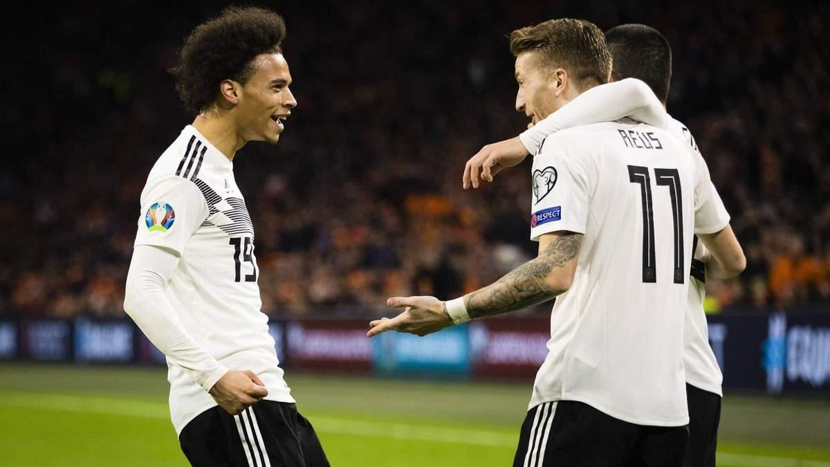 Німеччина - Нідерланди: де дивитися онлайн матч 6 вересня - Євро 2020