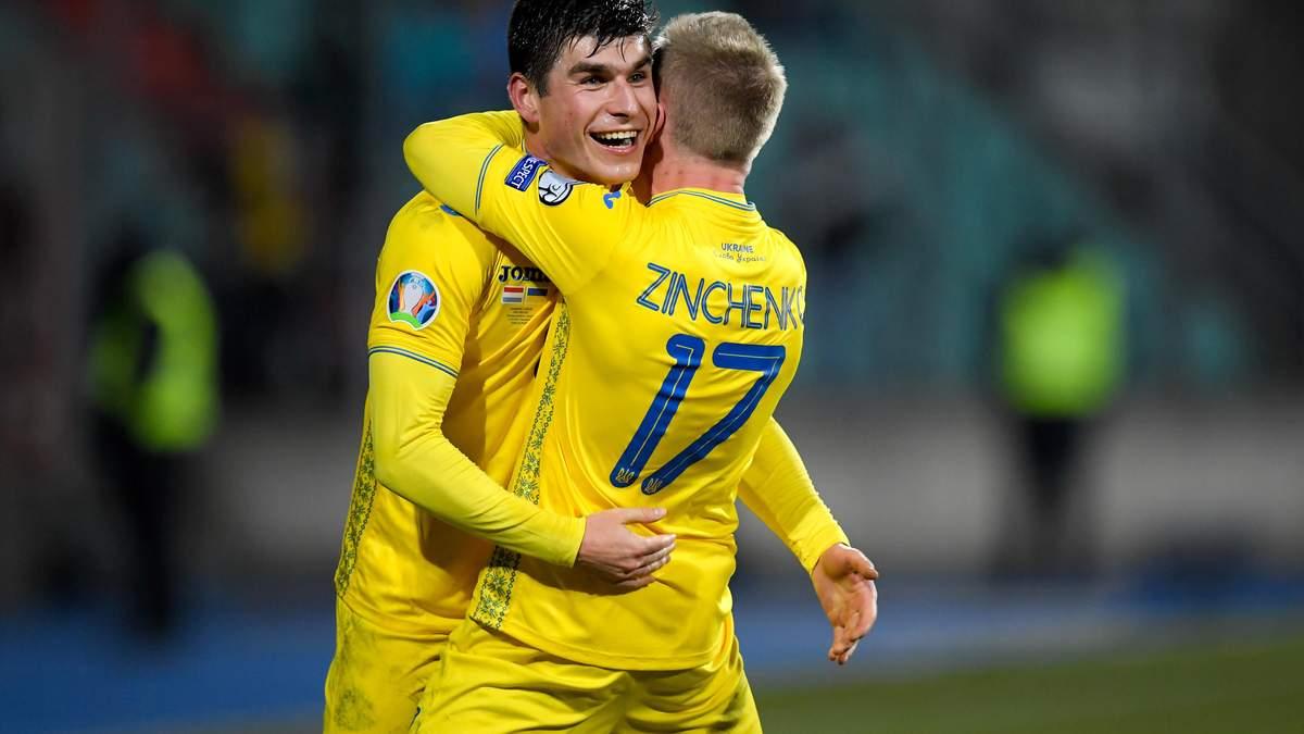 Литва – Украина: прогноз букмекеров на матч Евро-2020