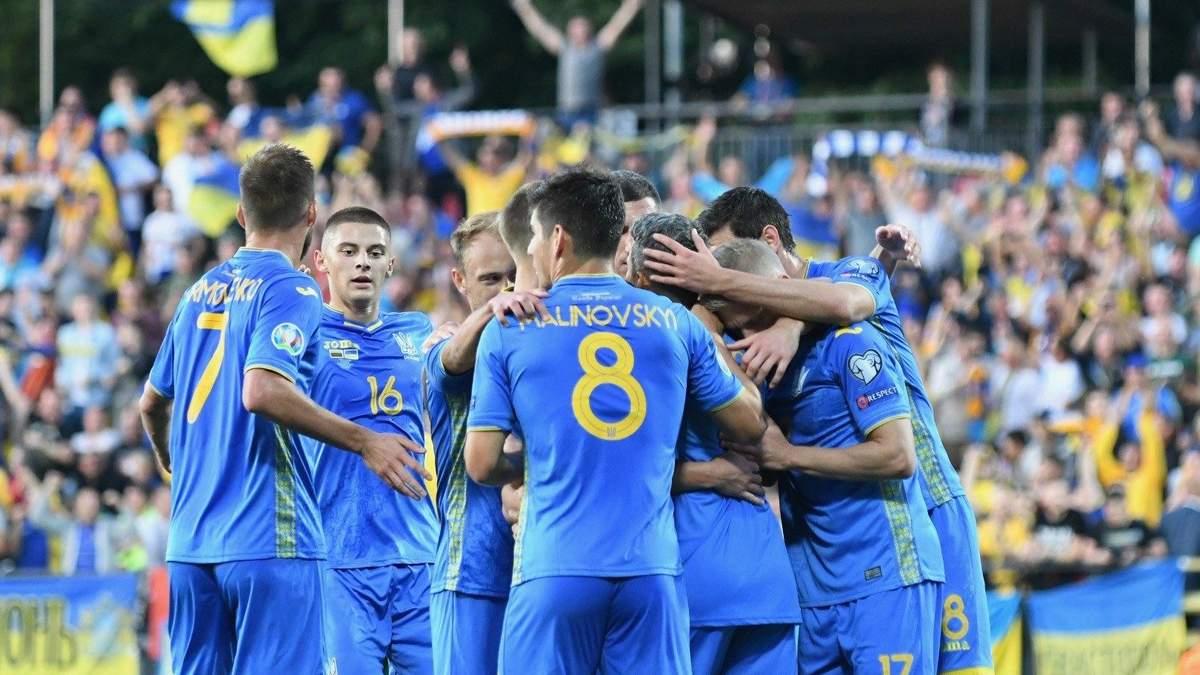 Україна – Нігерія: онлайн-трансляція товариського матчу