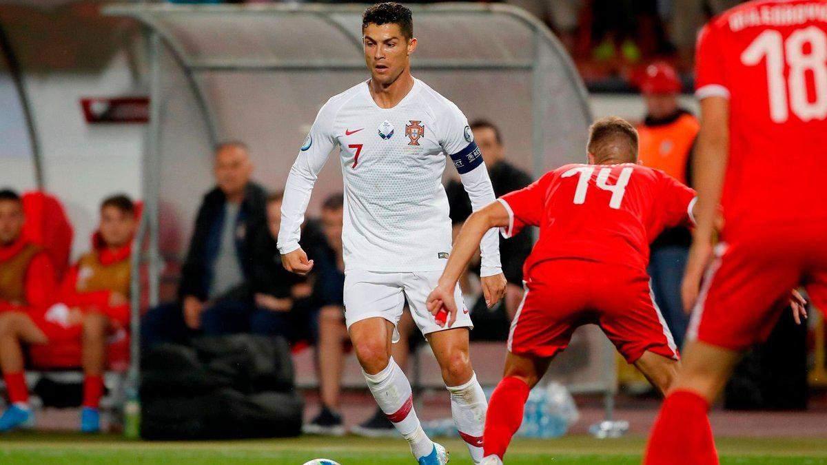 Сербія – Португалія: огляд рахунок матчу 7 вересня 2019 - Євро 2020