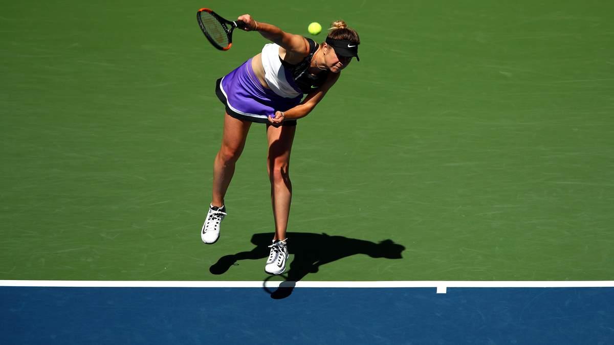 Элина Свитолина вышла в полуфинал US Open 2019
