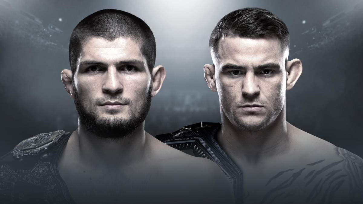 Хабиб – Порье: где смотреть онлайн бой UFC 07.09.2019