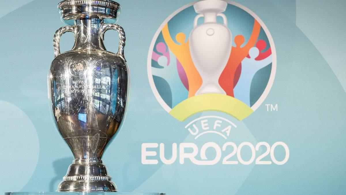 Кваліфікація Євро-2020: результати матчів та відео голів 8 вересня