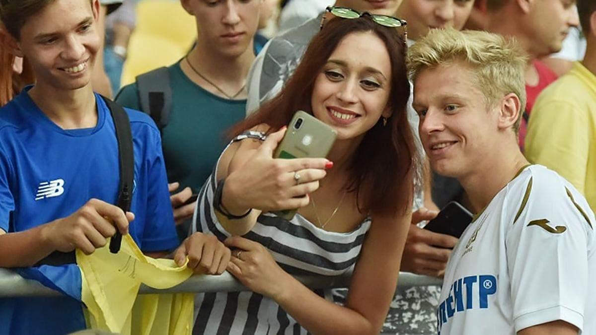 Збірна України в Дніпрі проведе відкрите тренування для вболівальників