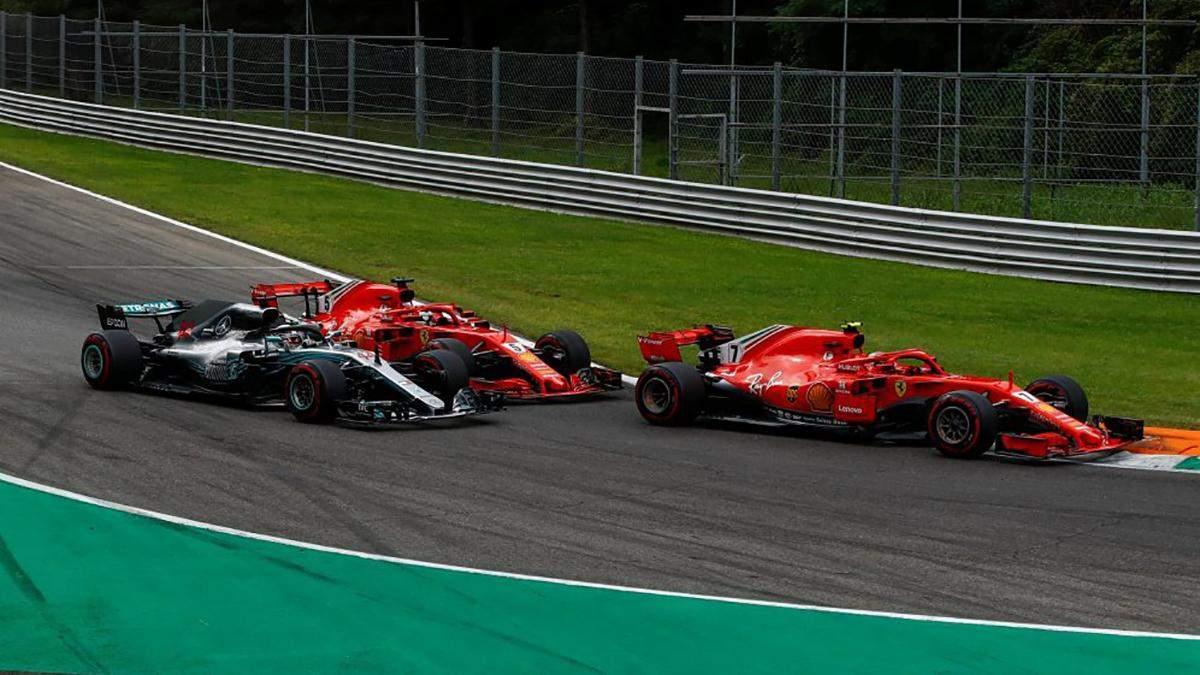 Легендарний етап Формули-1 вирішили залишити в календарі до 2024 року