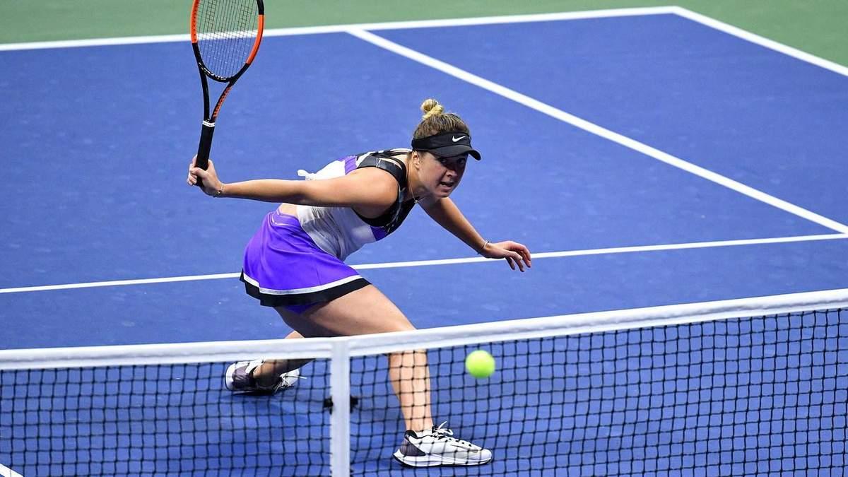 Свитолина прокомментировала поражение в полуфинале US Open от Серены Уильямс