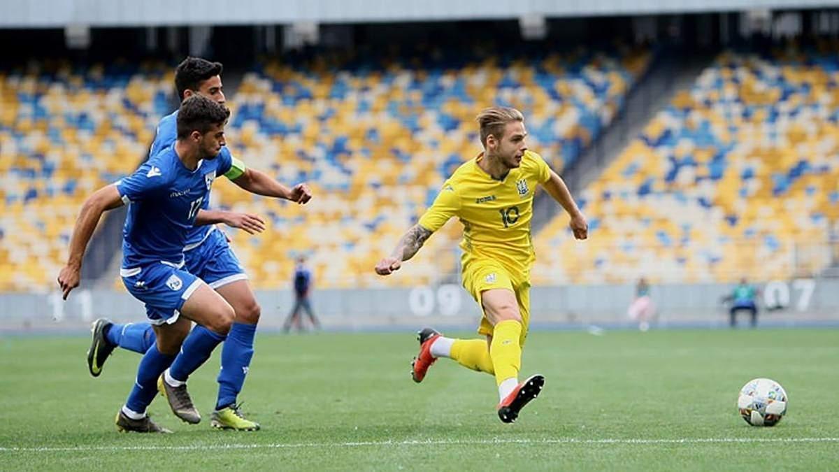 Украина U-21 – Финляндия U-21: где смотреть онлайн матч Евро-2021