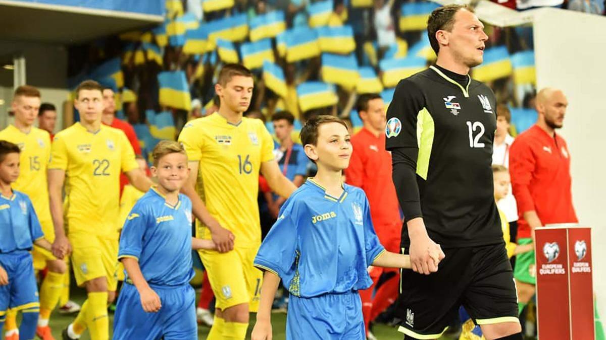 Украину ждет матч с загнанной в угол Литвой