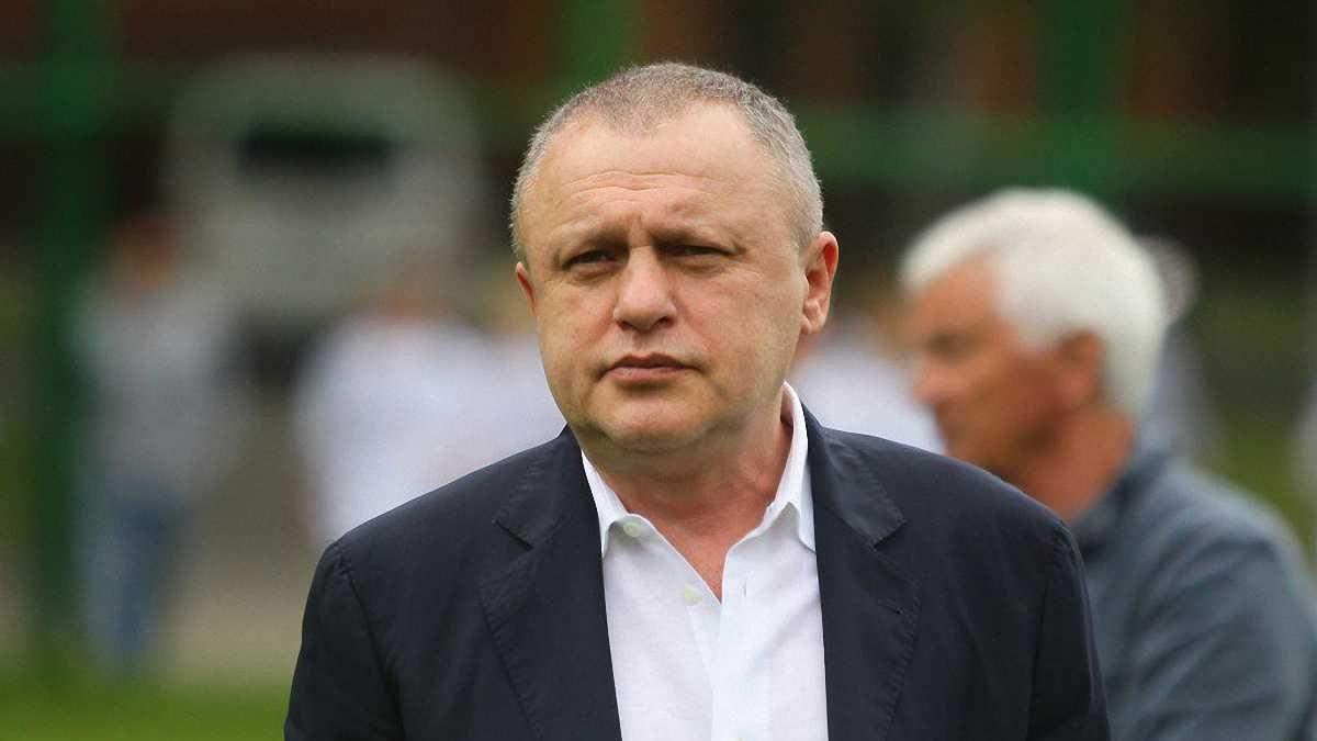 УЕФА перечислила около 380 миллионов евро, назначенных УАФ, оффшорной компании Игоря Суркиса