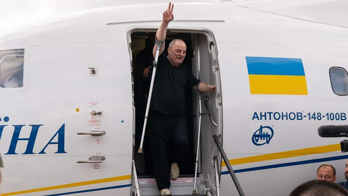 Россия вернула украинских пленных: как реагировали наши спортсмены