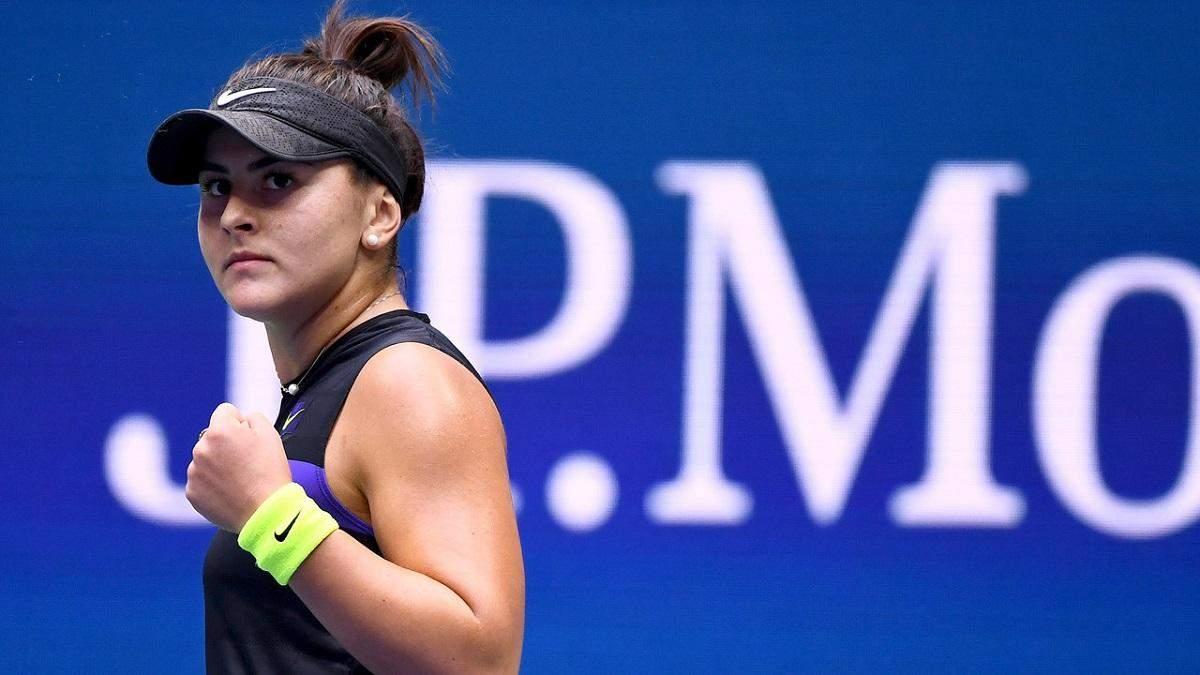 Б'янка Андреєску здолала Серену Вільямс у фіналі US Open: відео