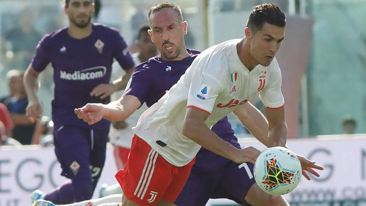 Чемпіонат Італії: огляд і рахунок матчів 14-16 вересня 2019 – Серія А