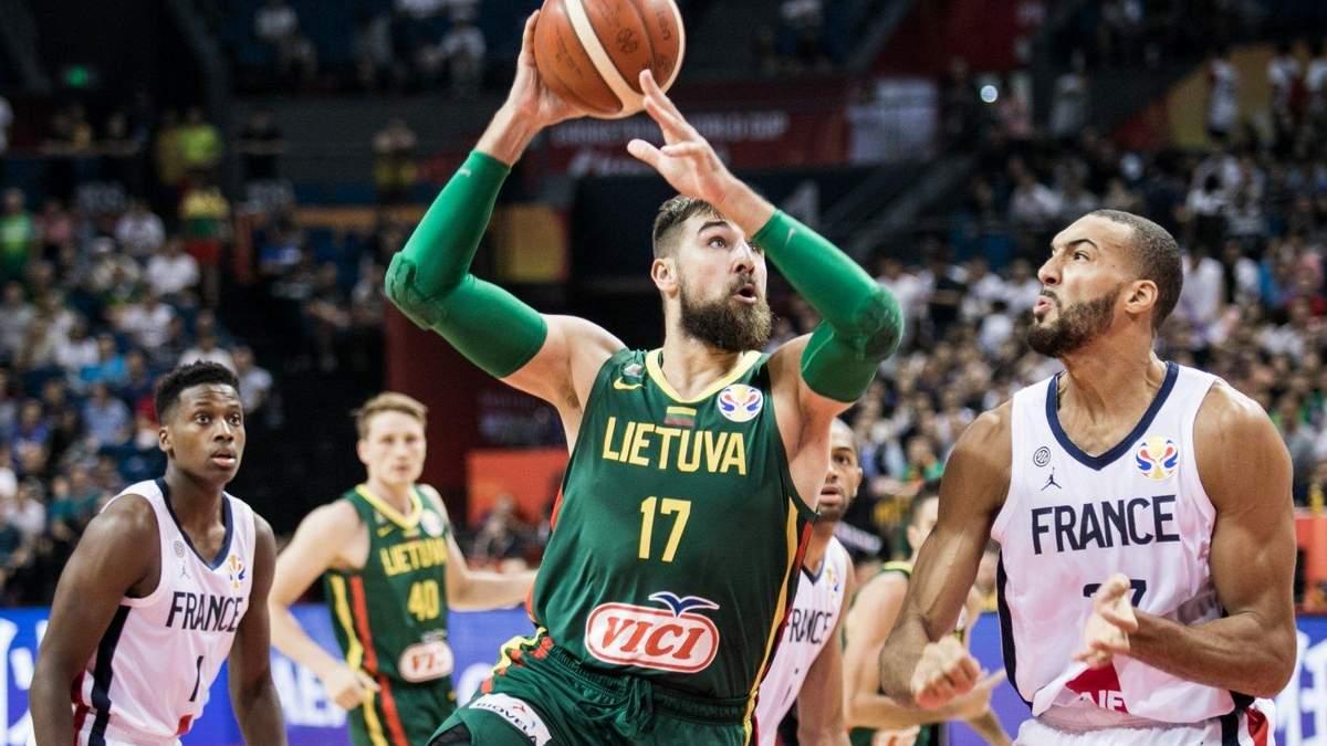 Чвертьфіналісти чемпіонату світу з баскетболу-2019