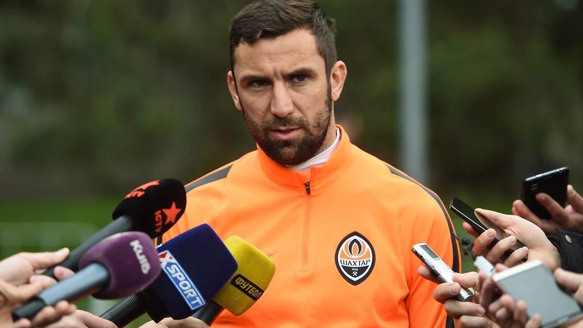 Срна может получить престижную должность в УЕФА
