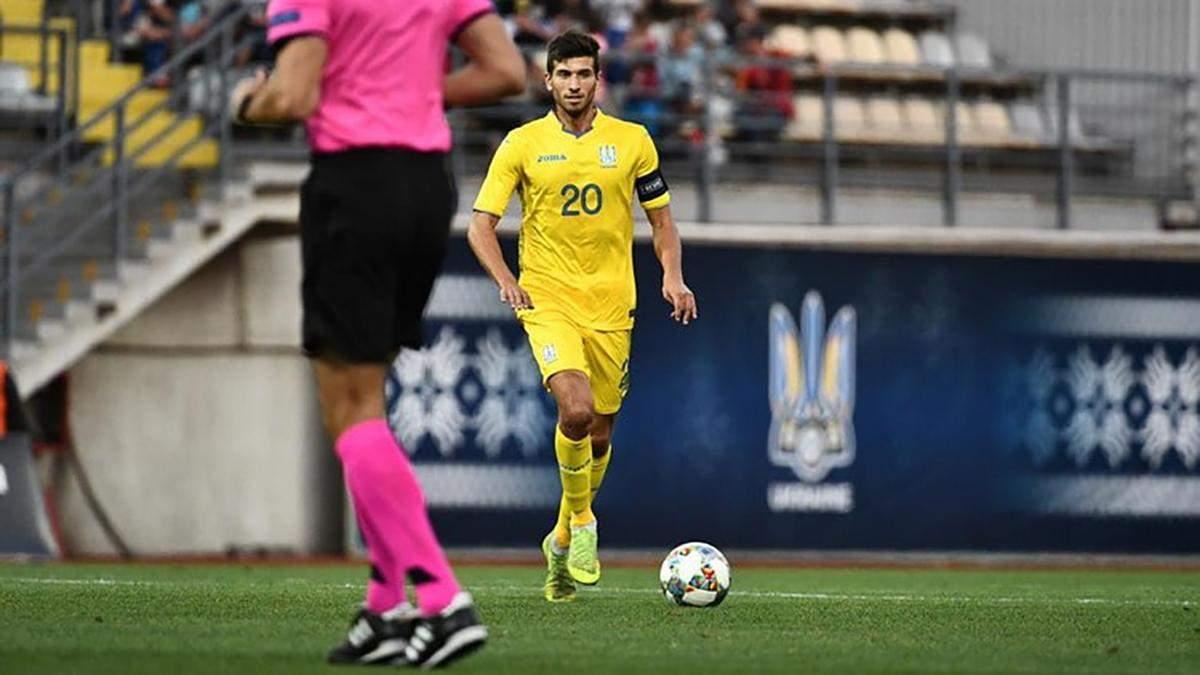 Збірна України розгромила Мальту у кваліфікації молодіжного Євро-2021: відео
