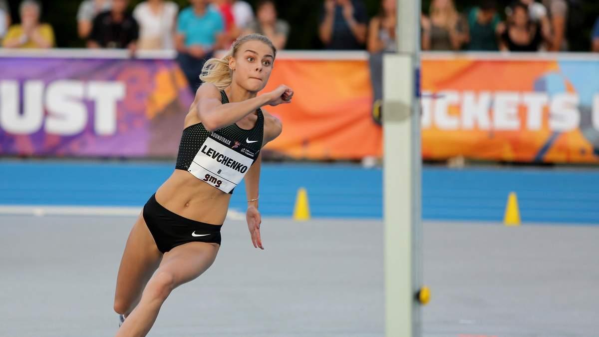Українські легкоатлетки виграли 4 медалі у матчі Європа – США