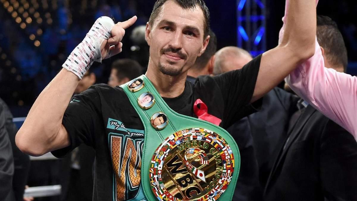 Украинский боксер Постол проведет бой за титулы WBC и WBO: названа новая дата поединка