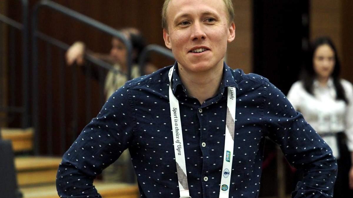 РУСАДА протримало українського шахіста Пономарьова 2 години й він програв гру