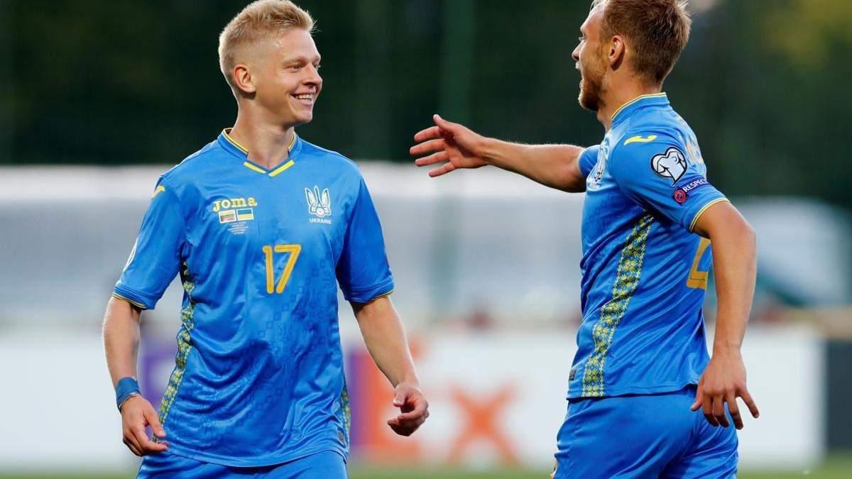 Зинченко стал самым дорогим футболистом Украины