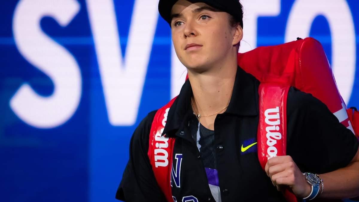 Дебют Свитолиной на турнире WTA в Китае неожиданно перенесли