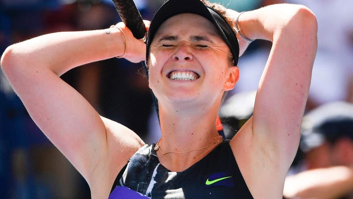 Як Світоліна здійснила блискучий камбек і врятувала матч на турнірі в Китаї: відео