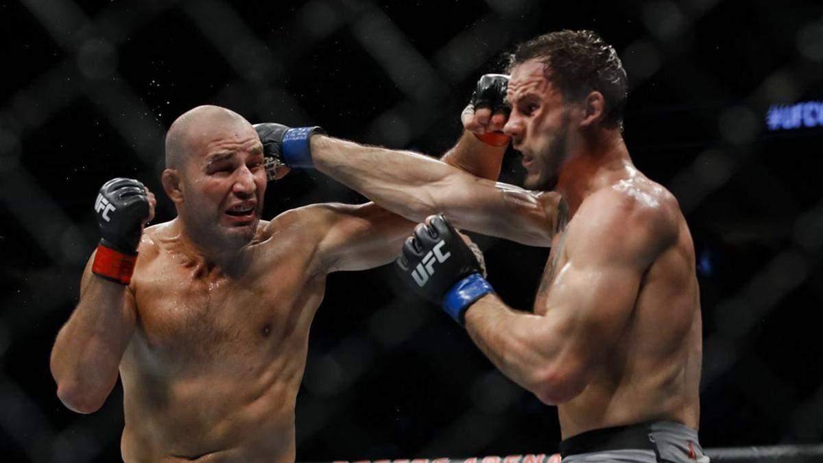 Український боєць Крилов програв в рамках UFC Fight Night 158: відео