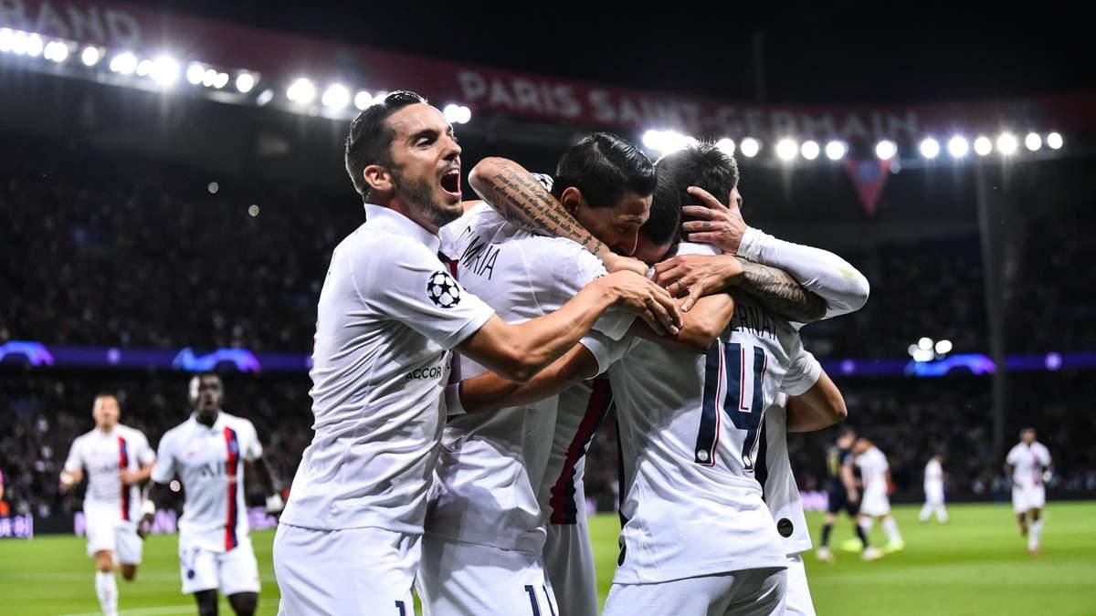 ПСЖ - Реал: огляд відео голів матчу 18.09.2019 - Ліга чемпіонів