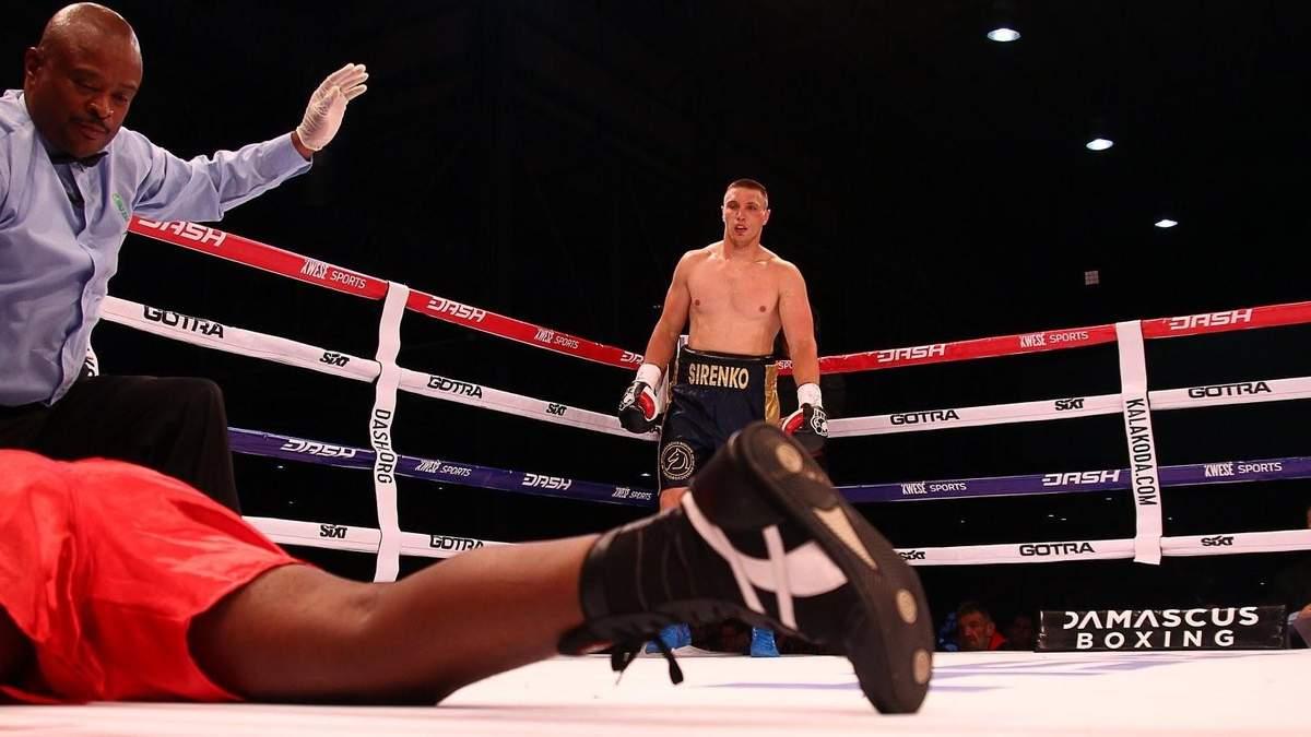 Непереможний український боксер отримав суперника на чемпіонський бій
