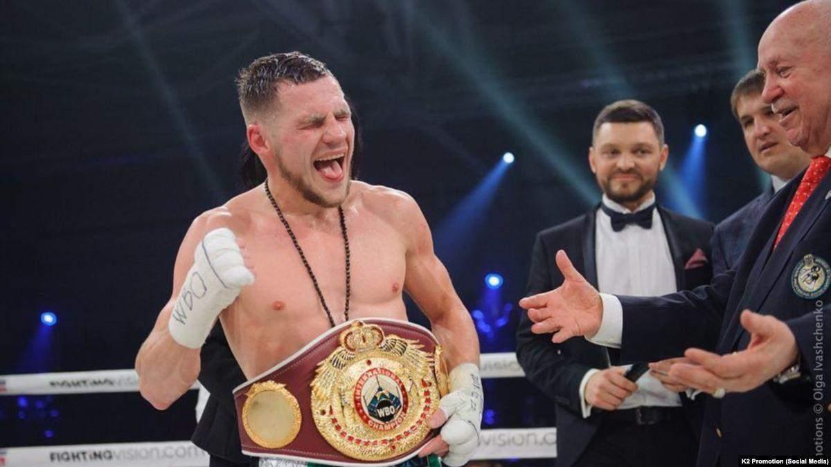 Денис Беринчик получил хамоватого соперника на чемпионский бой в Украине: дата и место боя