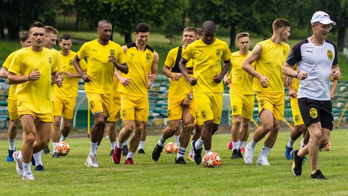 Клуб Першої ліги оштрафований на 50 тисяч гривень через курйозну причину