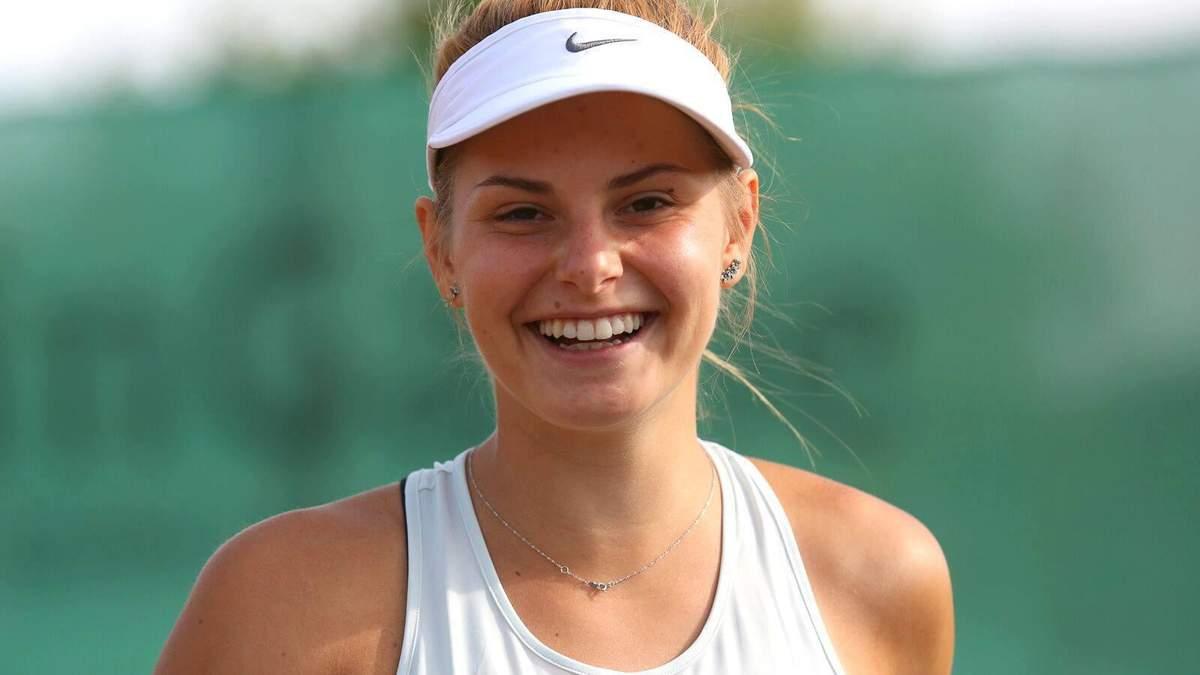 Українка Завацька перемогла у найдовшому протистоянні сезону в WTA