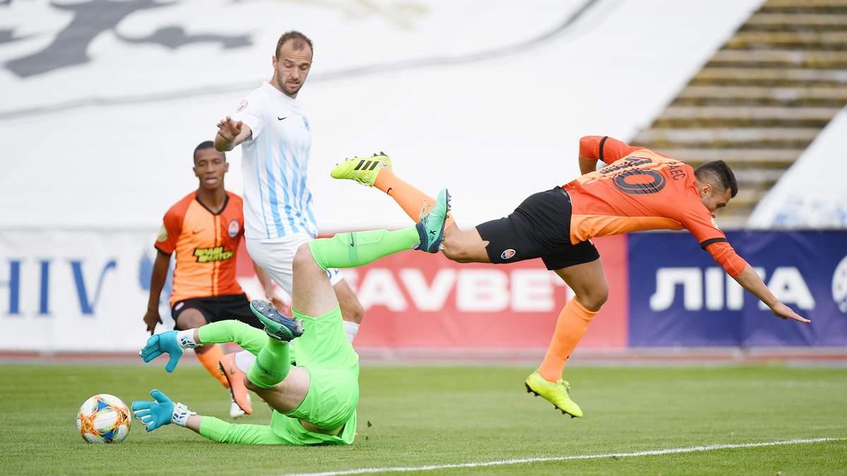 Десна - Шахтар: огляд і рахунок матчу 22.09.2019 - УПЛ
