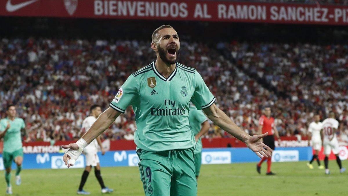 Севілья - Реал: огляд і рахунок матчу 22.09.2019 - чемпіонат Іспанії