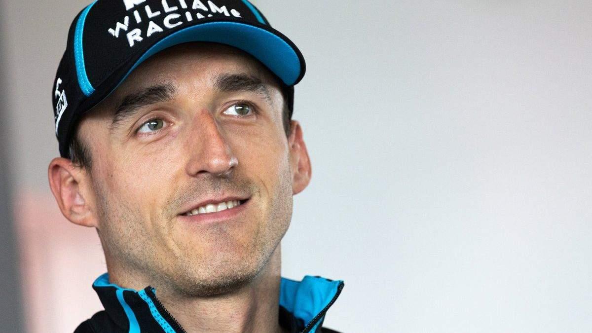 Польський гонщик Формули-1 Роберт Кубіца покине команду Williams
