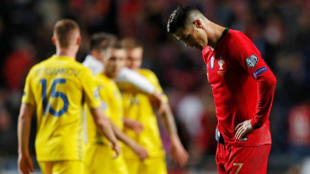 """Сайт покупки билетов на матч Украина – Португалия """"упал"""" после первой минуты продаж"""