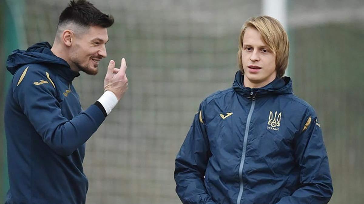 Шевченко викликав ще одного гравця у збірну України на матчі Євро-2020