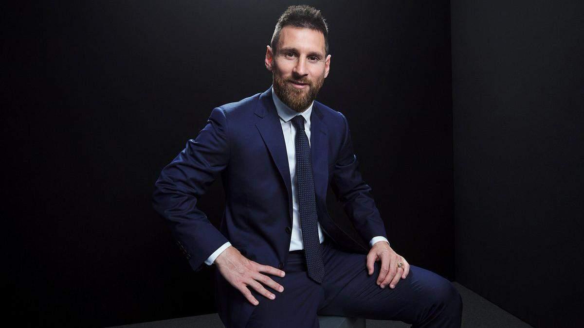 Месси сенсационно признан игроком года по версии ФИФА