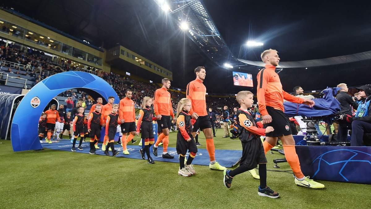 Аталанта – Шахтар: дивитися онлайн матч 1 жовтня 2019 – Ліга чемпіонів