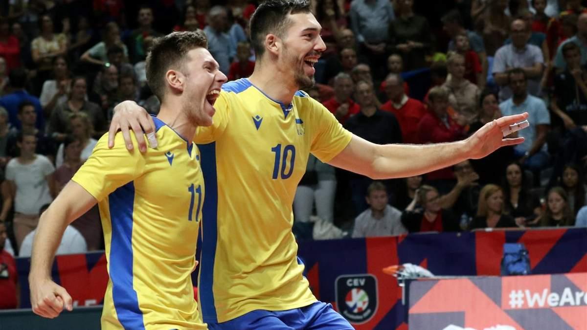 Україна – Сербія відеоогляд матчу