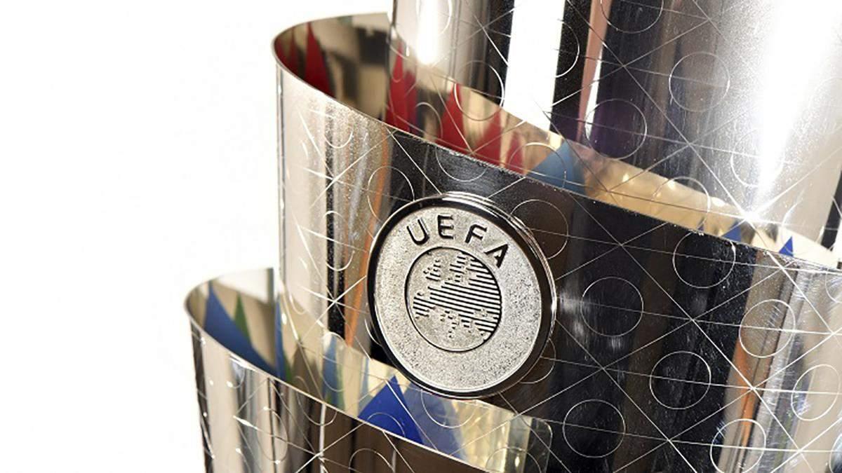 Збірна України в Лізі націй: дати матчів та ймовірні суперники