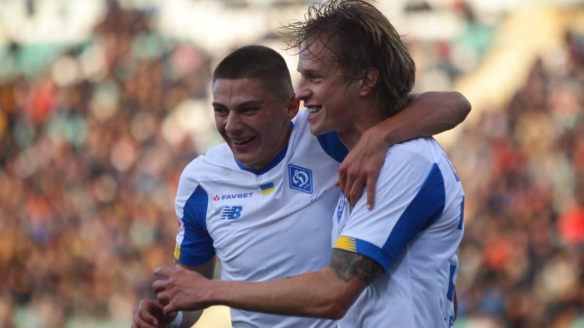 Динамо – Дніпро-1: де дивитися онлайн матч чемпіонату України