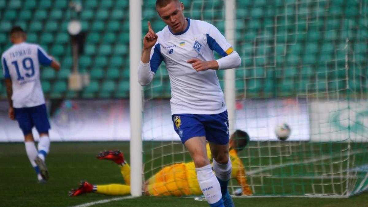 Динамо – Дніпро-1: онлайн-трансляція матчу УПЛ