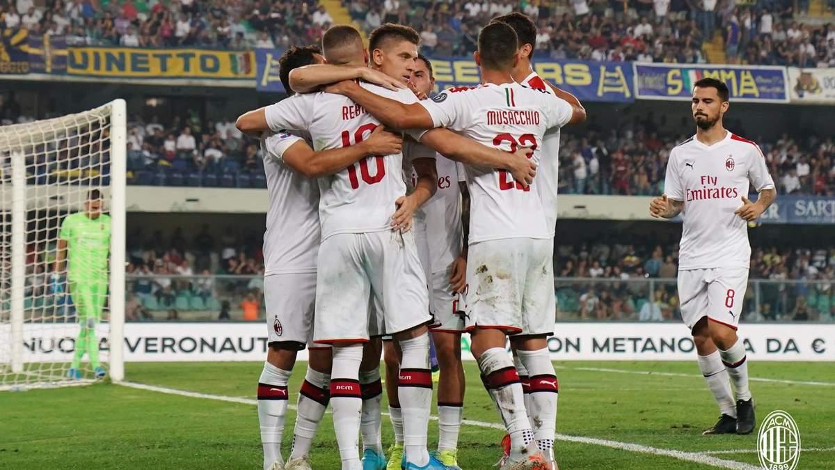 Мілан – Фіорентина: огляд і рахунок матчу 29.09.2019 – чемпіонат Італії