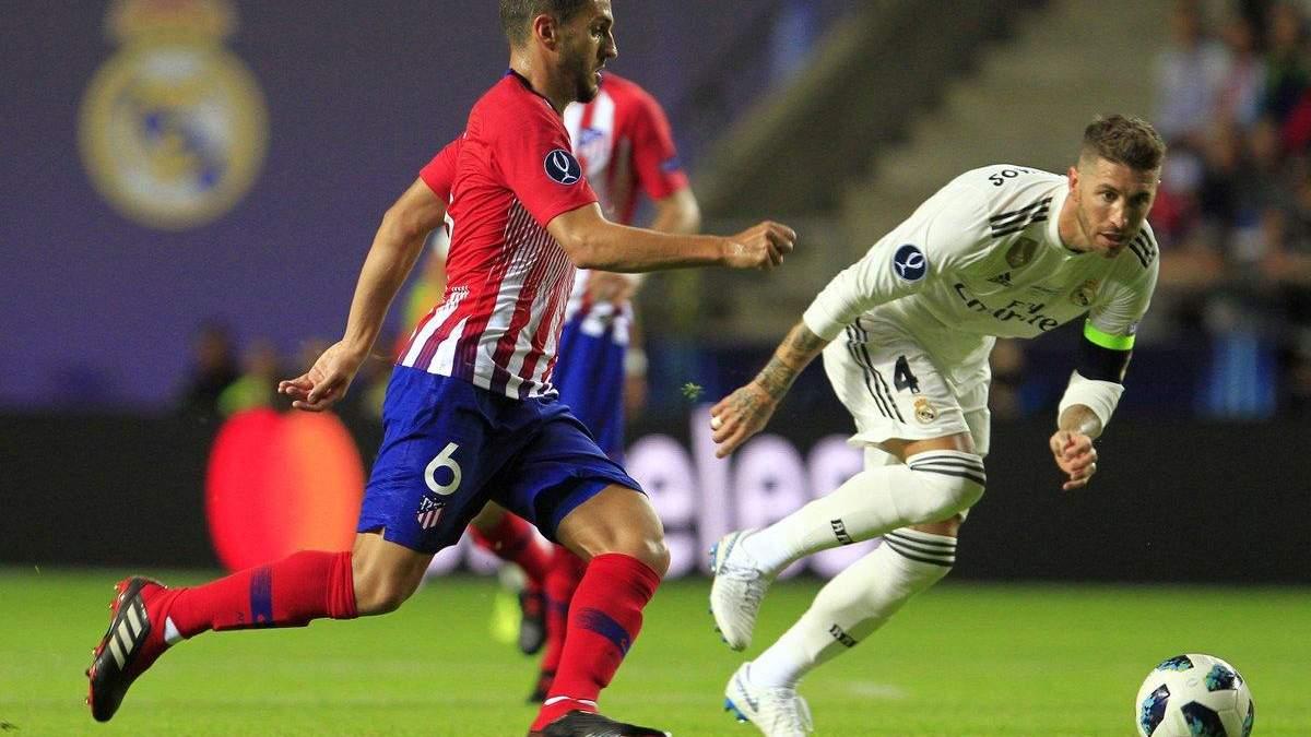 Атлетіко – Реал: де дивитися матч чемпіонату Іспанії