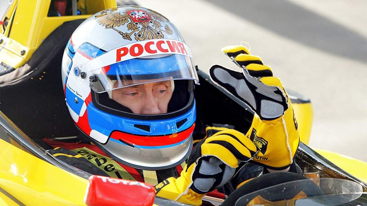 Путін хоче перенести російський етап Формули-1 з Сочі в Санкт-Петербург