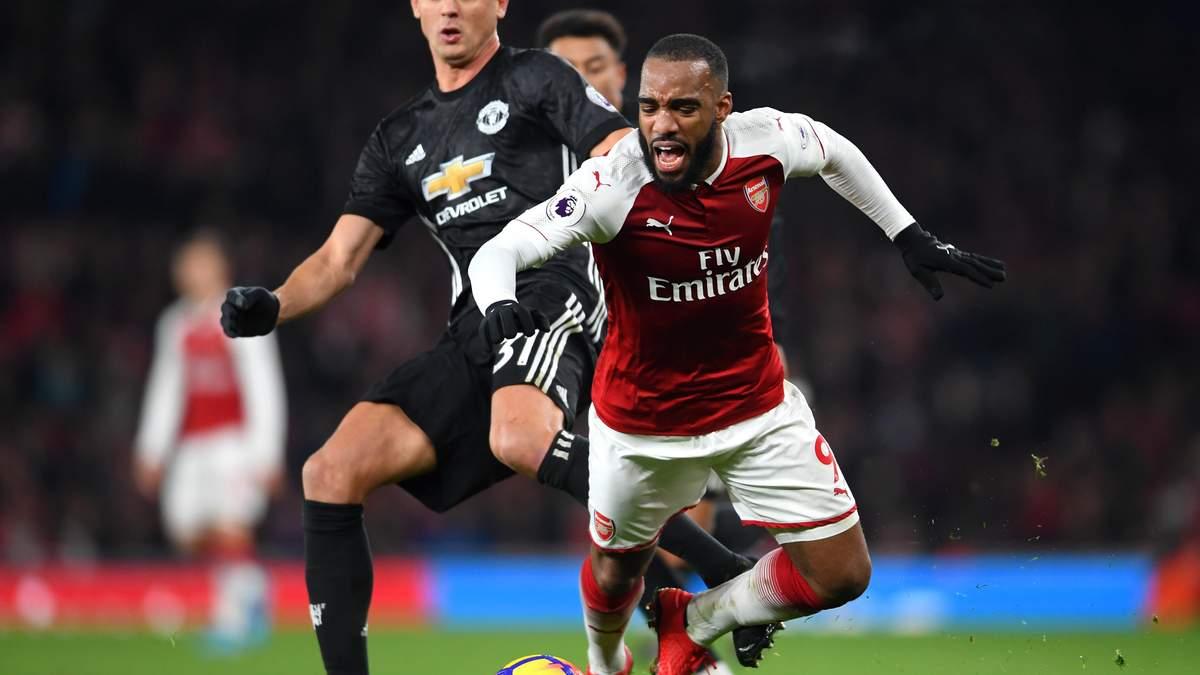 Манчестер Юнайтед – Арсенал: прогноз і ставки на матч 30.09.2019