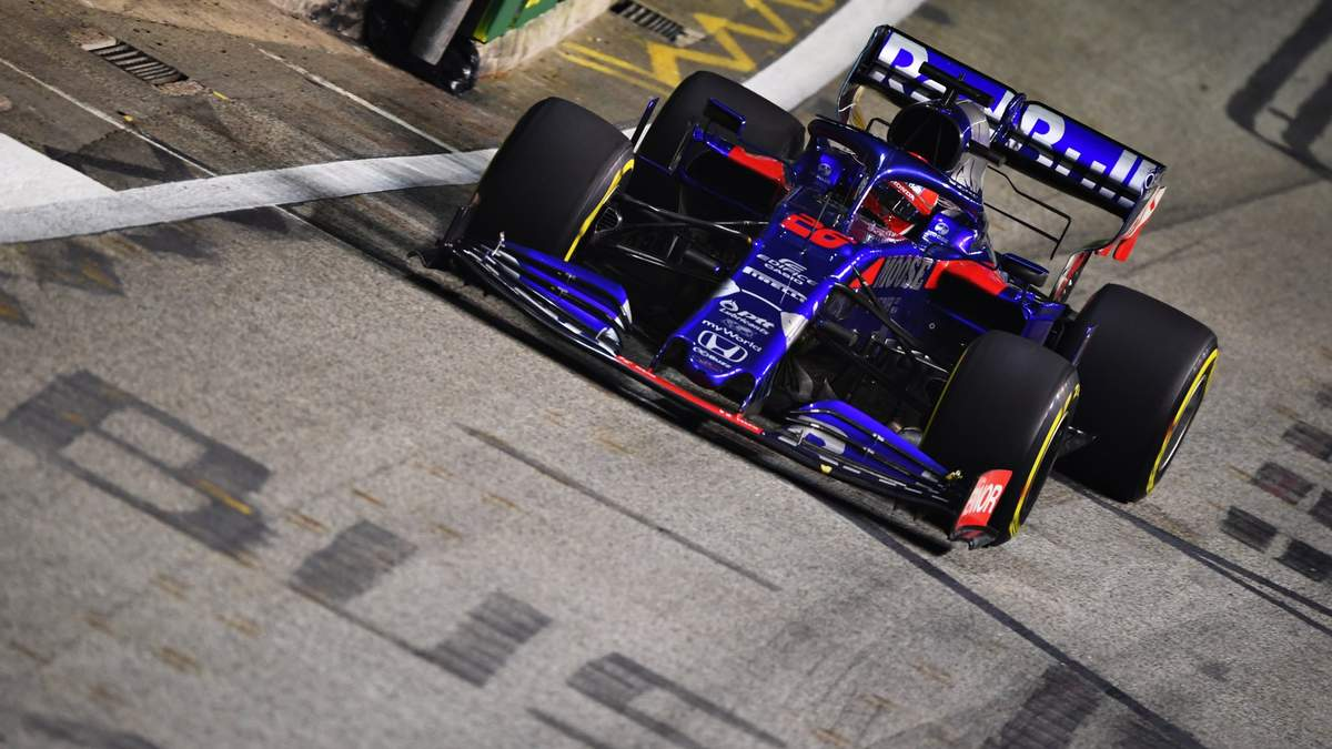Toro Rosso може змінити назву